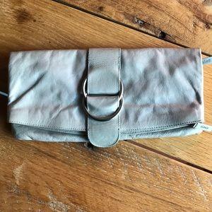 HOBO Bags - Hobo Silver Clutch
